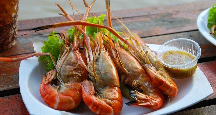 shrimp grill