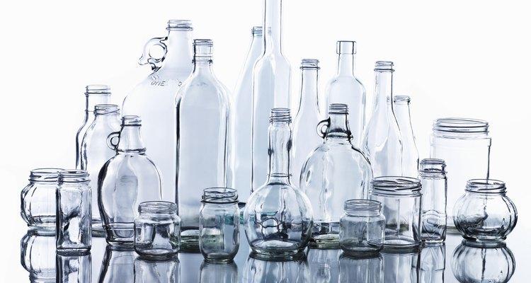 Vidros podem ser objetos decorativos, mas devem estar limpos e bem cuidados para causar impacto