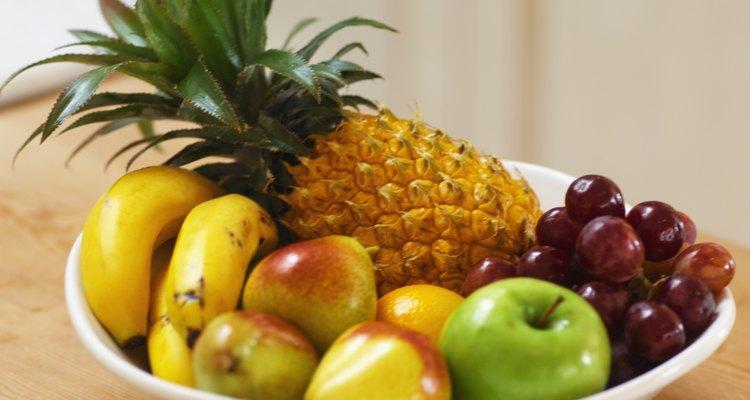 Tigela de frutas