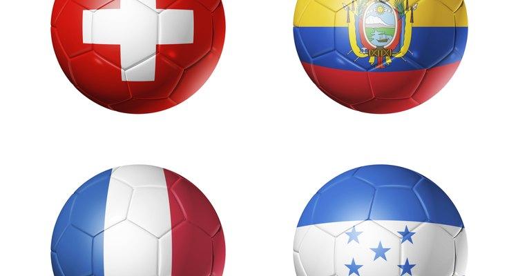 Suíça vs. Equador