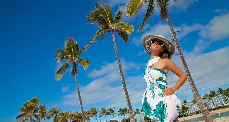 good time on Hawaiian Waikiki beach