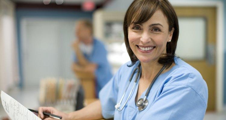 Las enfermeras están en la vanguardia del sistema de atención de salud de la nación.