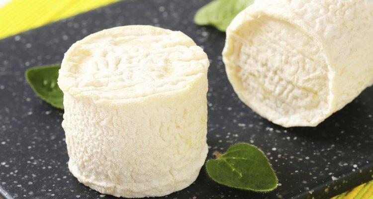 Crottins de Chevre cheese