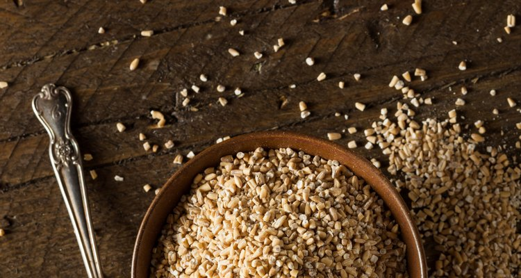 Raw Organic Steel Cut Oats