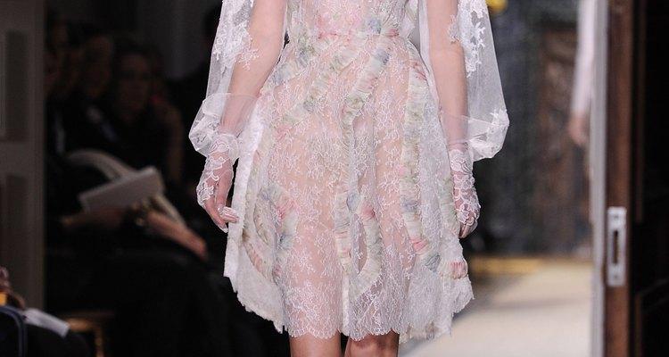 Alta-costura de Valentino para primavera/verão de 2012