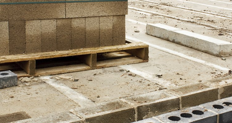 Traditional construction creates two layers of wall with a gap between them.