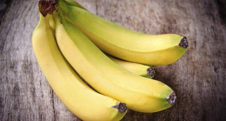 Las bananas sobrantes pueden utilizarse en recetas deliciosas.