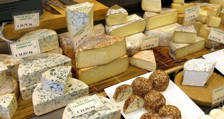 O queijo edam é macio e suave