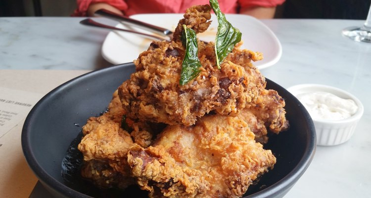 Buttermilk Fried Chicken from Chalkboard - Healdsburg, CA