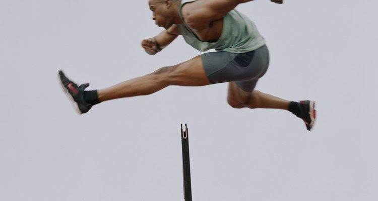 Saltar alto exige exercícios