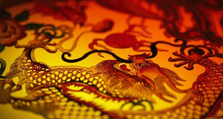 En Japón, el dragón representa un símbolo de prosperidad.
