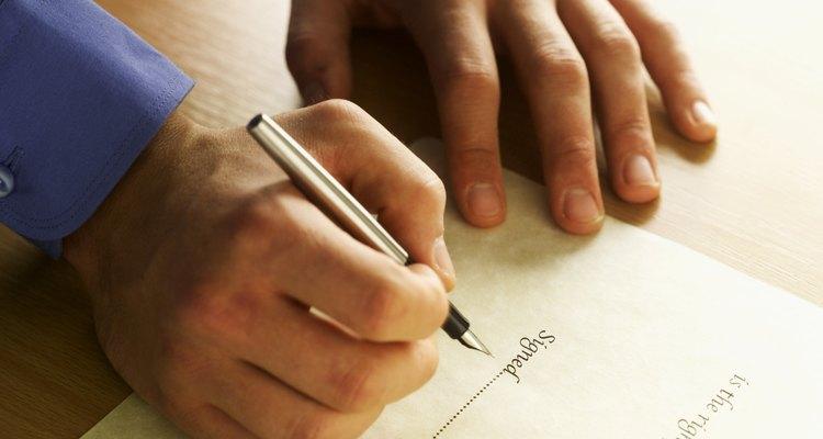 A declaração juramentada é um documento legal que contém fatos e declarações