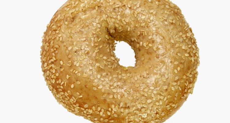 Las semillas de sésamo son muy comunes en las terminaciones de diversos panes.