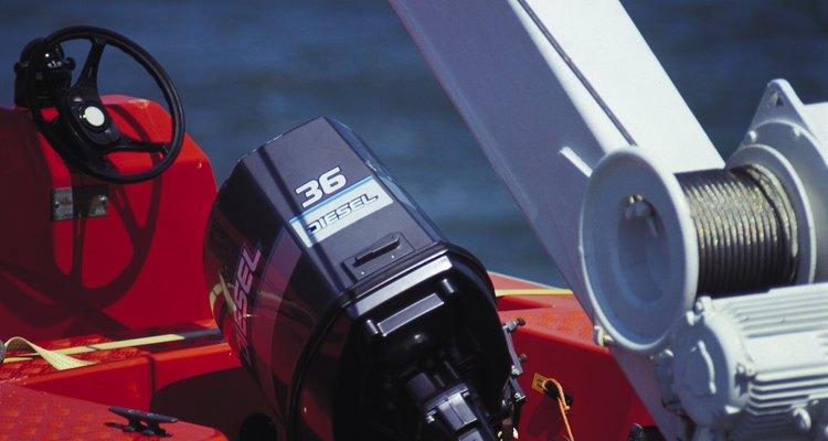 Construye un soporte para el motor para una mejor velocidad y economía de combustible.