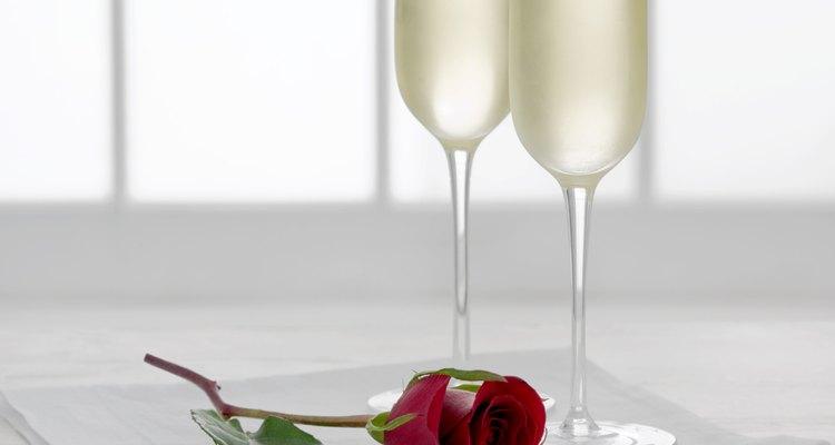 Una bebida para enamorados.