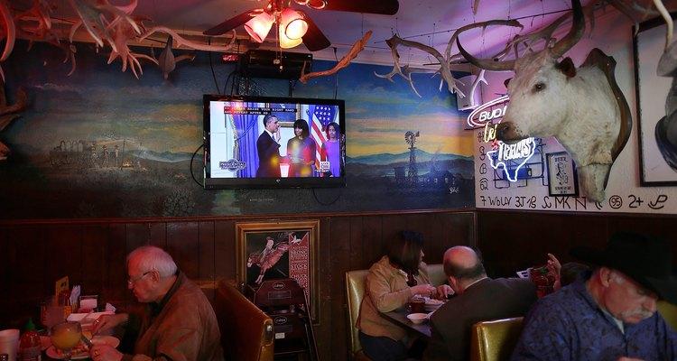 Aprenda a ajustar o tamanho da tela em uma televisão LG