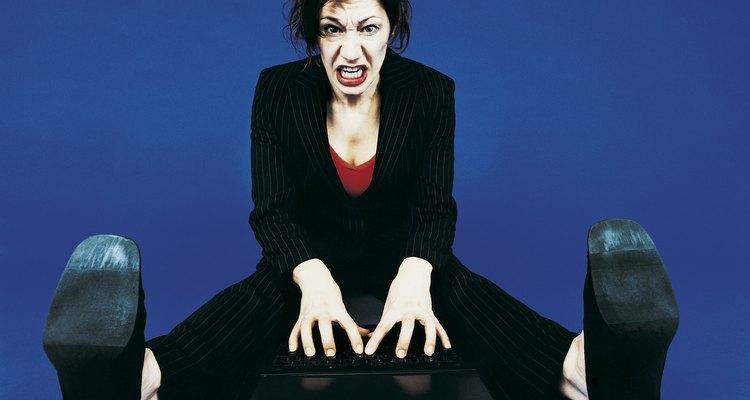 Uma demissão raivosa ou negativa faz com que você pareça impulsivo e pouco profissional