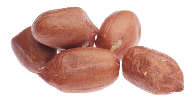 Cacahuetes.