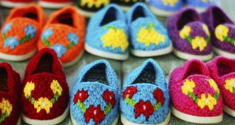 Chinese slippers for kid