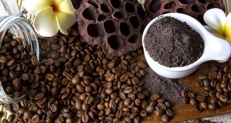 O café ajuda a combater a celulite
