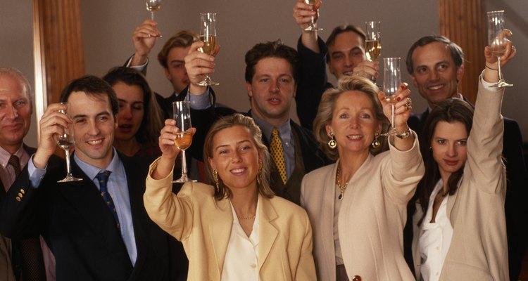 Celebra el tiempo que compartiste con tu compañero de trabajo.