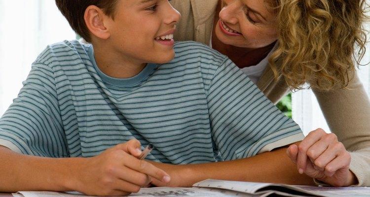 Caça palavras é uma ótima maneira de expor as crianças a termos educacionais