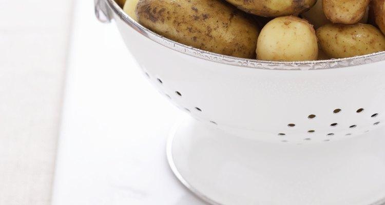 Una libra (0,5 kg) de papas puede reproducir 10 veces su peso.