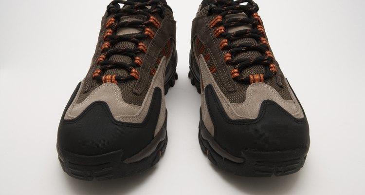 Cheiro de sapatos sintéticos
