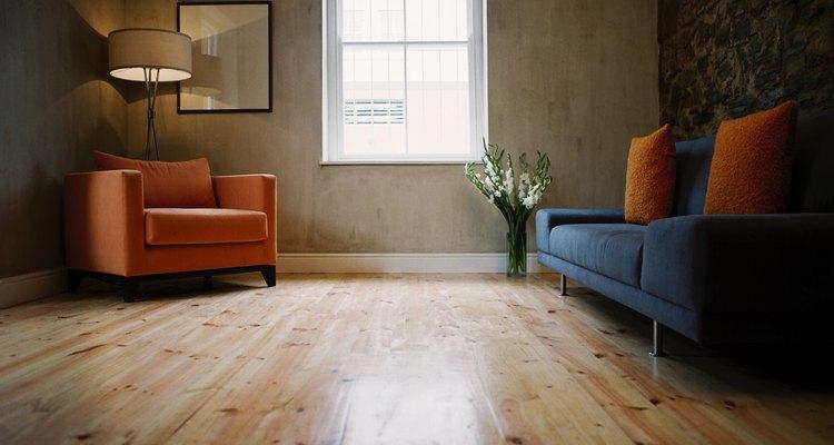 Una buena combinación de colores puede darle coherencia a un cuarto.