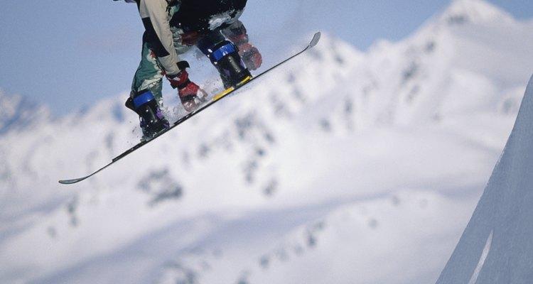 Si eres un experto, te recomendamos ir a Granite Peak Ski Area.