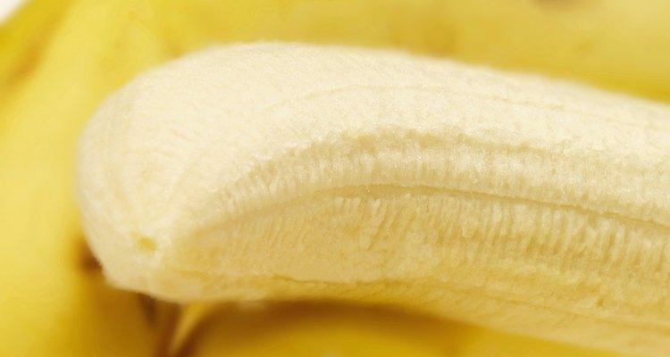 Bananas podem fazer parte de um jogo super divertido
