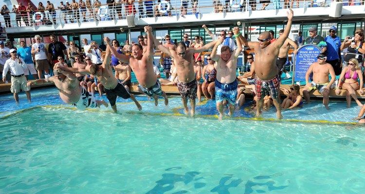 Bud Light Port Paradise Cruises Through The Caribbean - Day 2