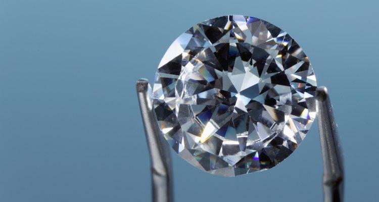 Un diamante con pocas inclusiones es valioso.