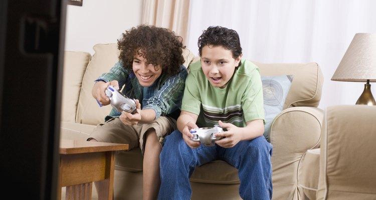 Los videojuegos presentan modelos de conducta violentos.