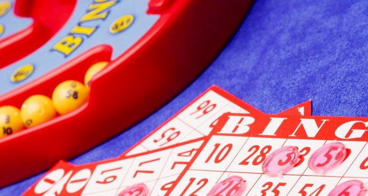 Crie e imprima seus próprios cartões de bingo