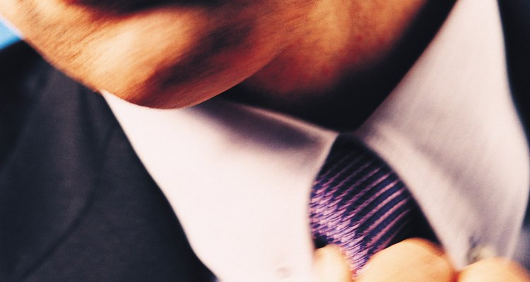 Sua gravata mágica pode ser usada até mesmo em reuniões de trabalho