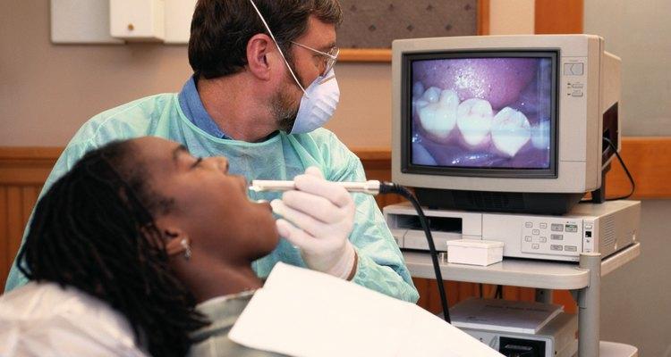 Seu dentista pode conseguir consertar o dente de forma que o estrago fique imperceptível