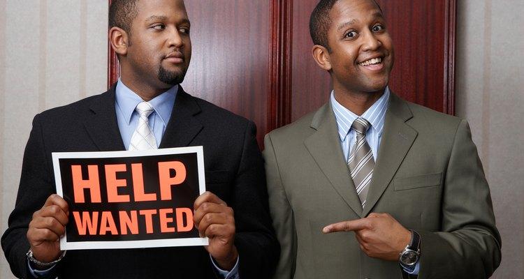 La contratación de un nuevo empleado debe comenzar siempre escribiendo una propuesta para el nuevo trabajo.