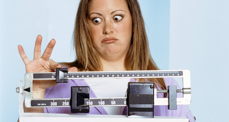 Seu corpo precisará de tempo para se adaptar à mudança e iniciar a perda de peso