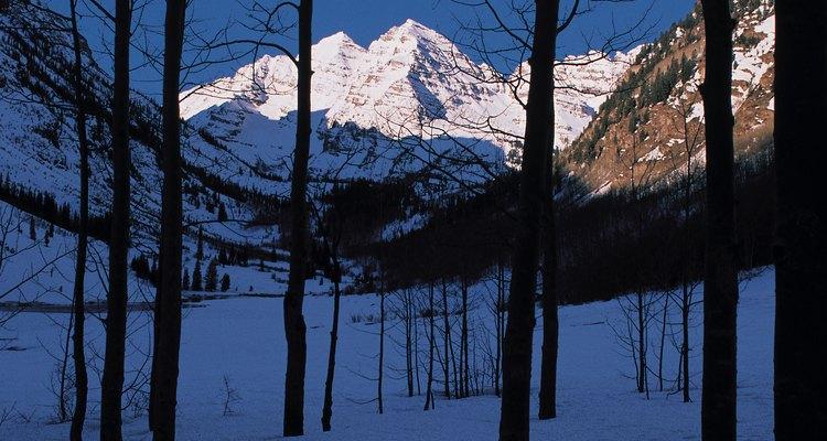 Maroon Bells, en Snowmass, cuenta con 100 millas de senderos.