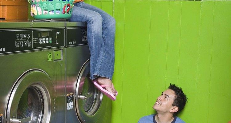 A veces, reiniciando la computadora de la lavadora se arreglan los fallos simples.