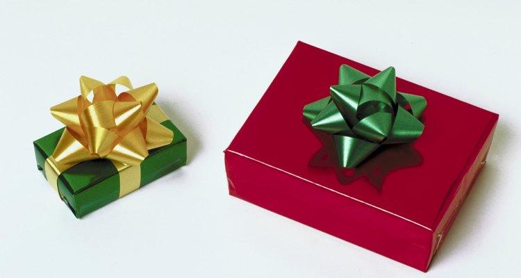 Preparar un regalo en plan de admirador secreto requiere de mucha preparación.