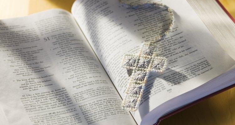 Até mesmo as pedras preciosas têm um significado na Bíblia