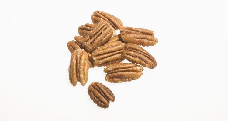 Un almacenamiento adecuado mantiene las nueces frescas.