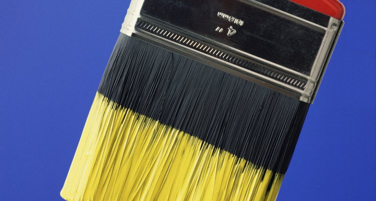La pintura amarilla puede fácilmente hacer más brillante de lo que imaginabas.
