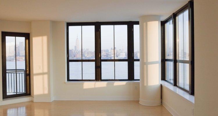 Tamaños de ventanas comunes para una nueva construcción.
