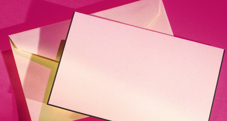 Rules for addressing envelopes to a mother and a daughter depend on the daughter's age.