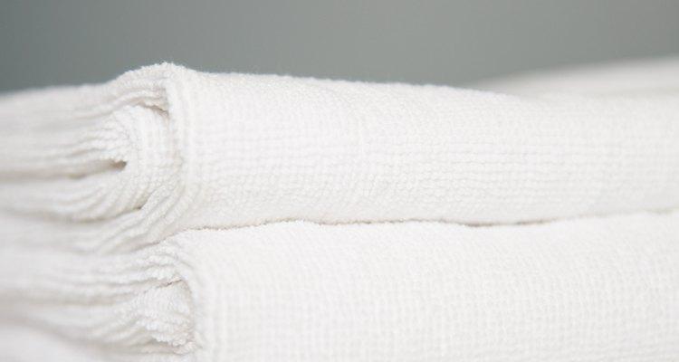 Las toallas del hotel justo en el baño de tu casa.