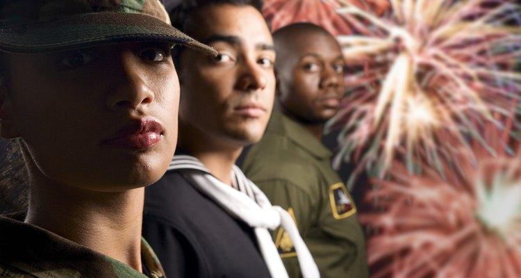 Hay reglas para el cabello de las mujeres de la Fuerza Aérea.