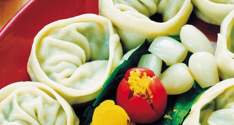 As guiosas vaporizadas podem ser aperitivos ou pratos principais